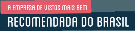 RECOMENDADA_BRASIL  Extensão Visto Turismo B2