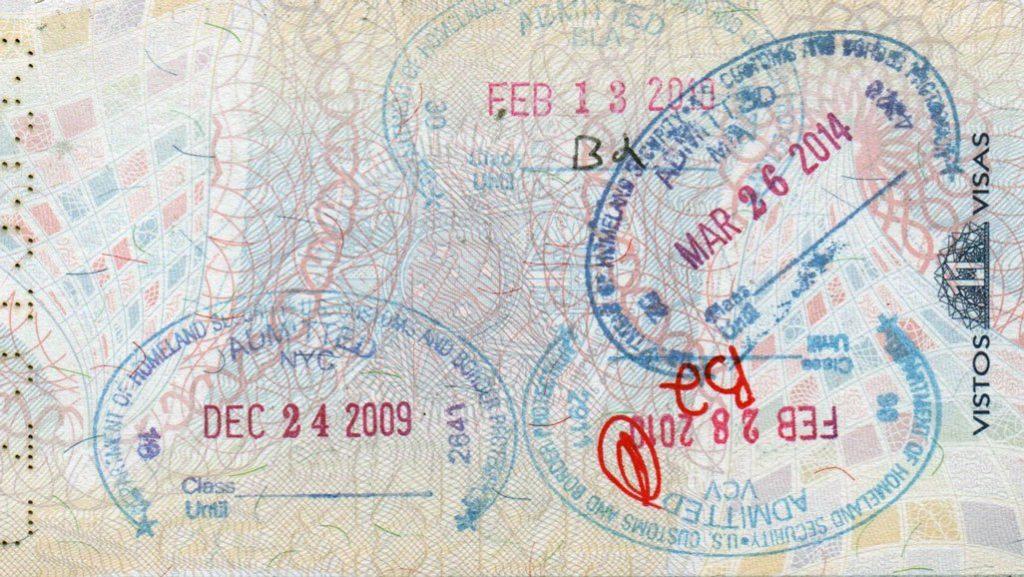 carimbo-visto-americano-1024x577 Visto Americano  Quanto tempo demora para tirar o Visto Americano?