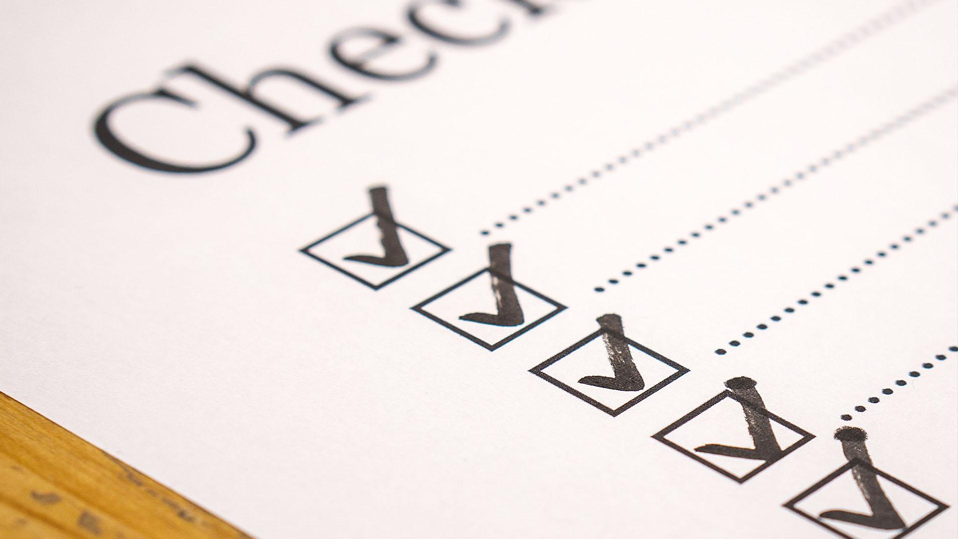 O preenchimento incorreto do formulário DS-160 pode gerar problemas no momento da entrevista.