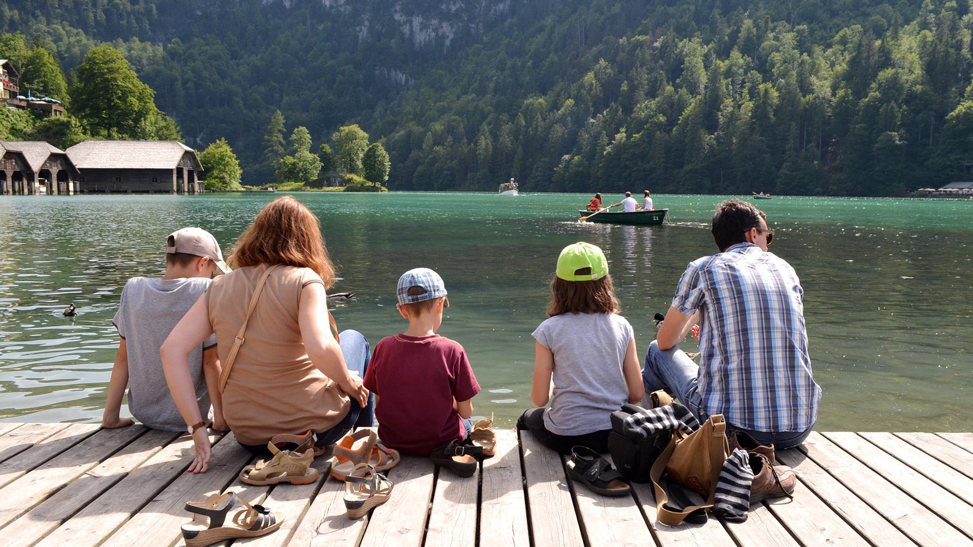 viagem-em-família  Turismo e Negócio B1/B2
