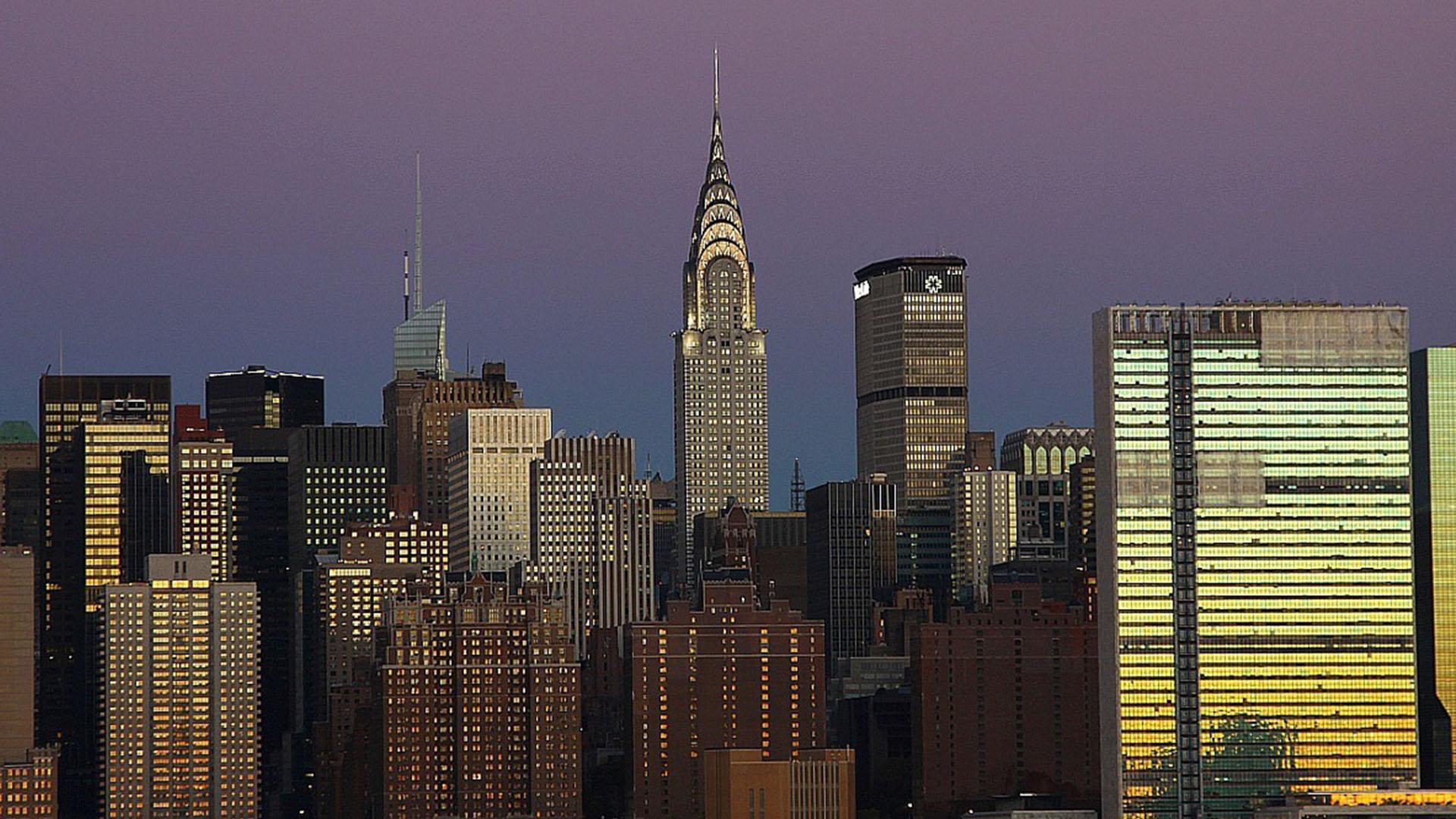 Vista de Chrysler Building