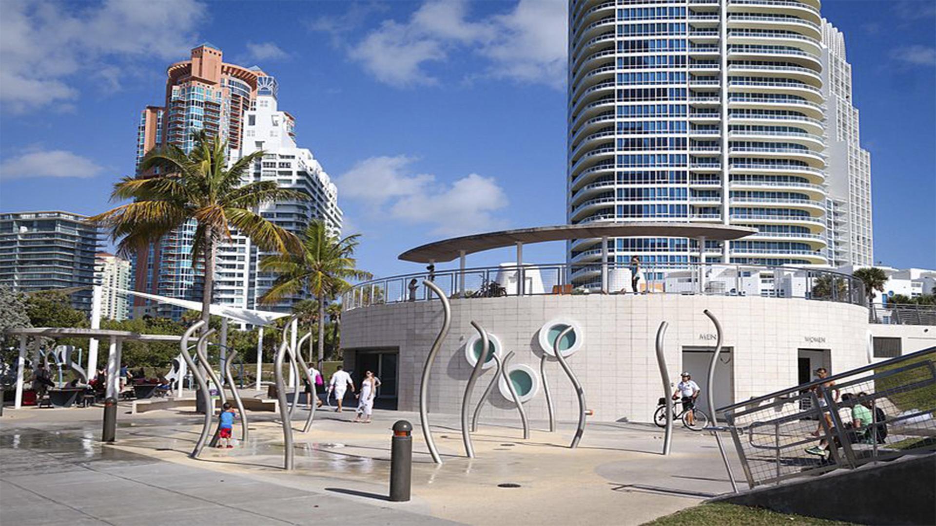 Um reduto de moradores e uma ótima opção para fugir das badalações de Miami Beach.