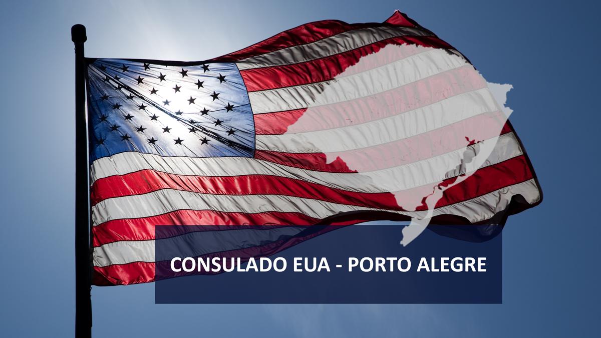 Consulado americano em Porto Alegre foi inaugurado em maio de 2017.