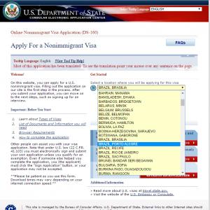 facebook_portoalegre-300x300 Visto Americano  Consulado EUA de Porto Alegre já consta no formulário para realizar o visto