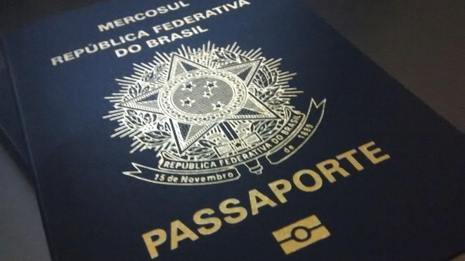 passaporte  Início
