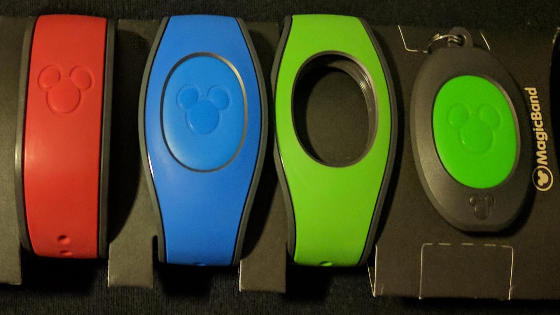 Magic Bands é prático e seguro. Além de se tornar uma lembrança da sua visita a Disney.