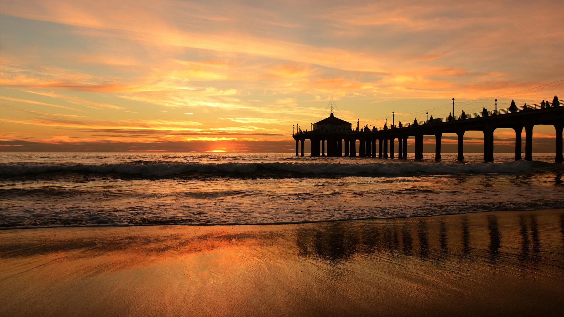 Praias ainda pouco conhecidas e um refúgio para as celebridades americanas.
