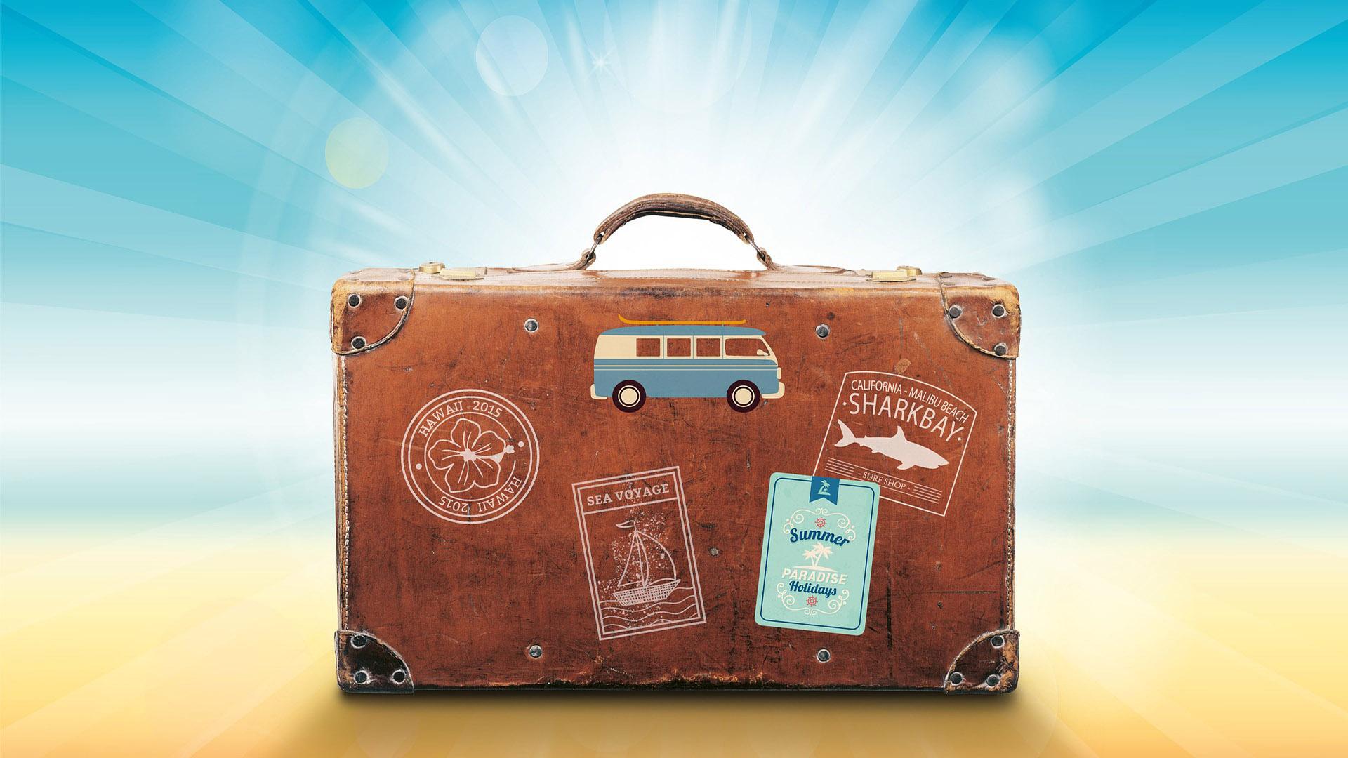 bagagem  Visto Americano