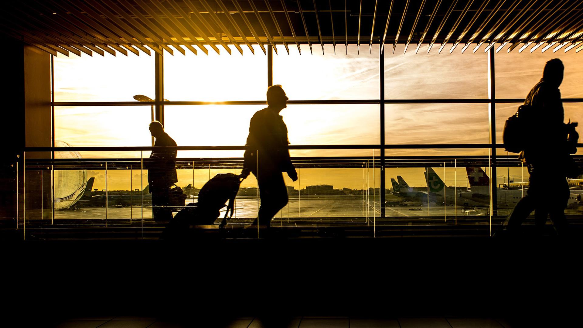 O que difere você dos outros passageiros no aeroporto? Será que você faz parte de uma lista de segurança e não sabe?