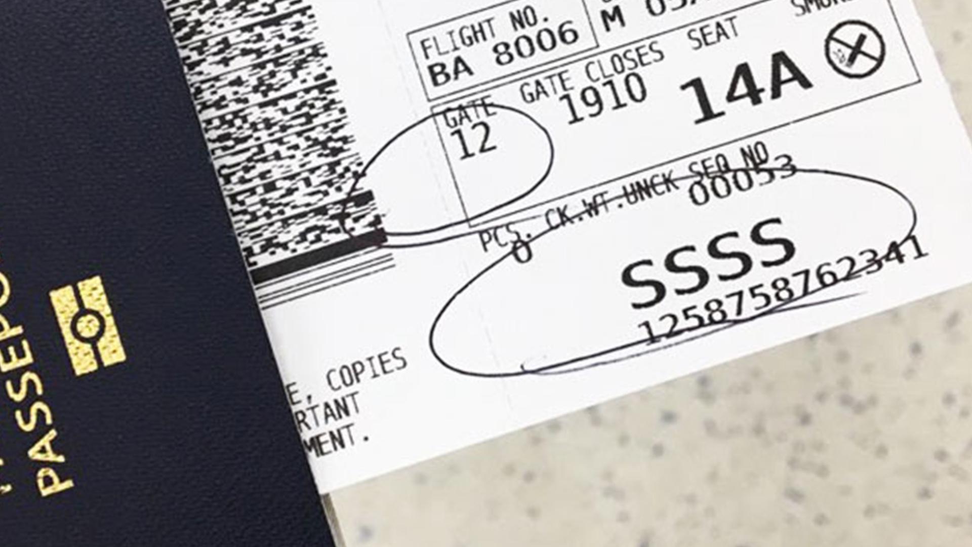 Código SSSS