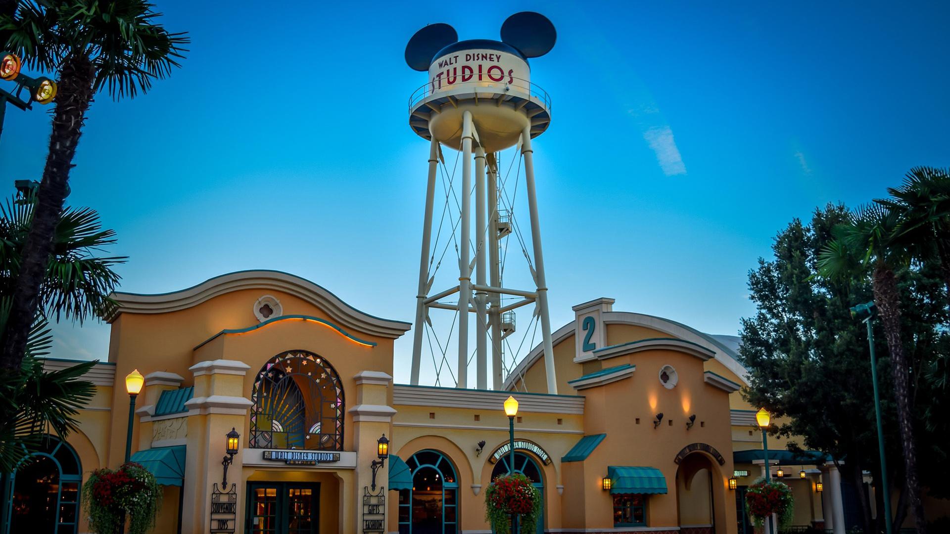 No Disney's Hollywood Studios você é a atração principal.