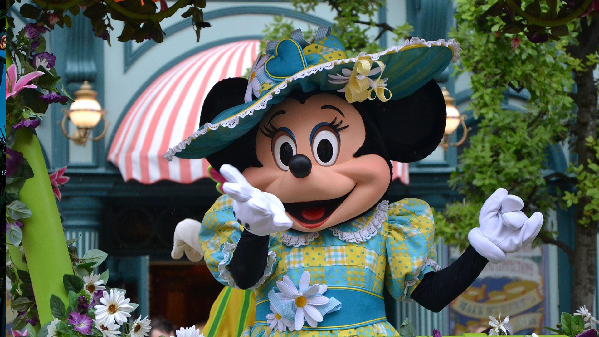 Descubras os encantos dos personagens da Disney.