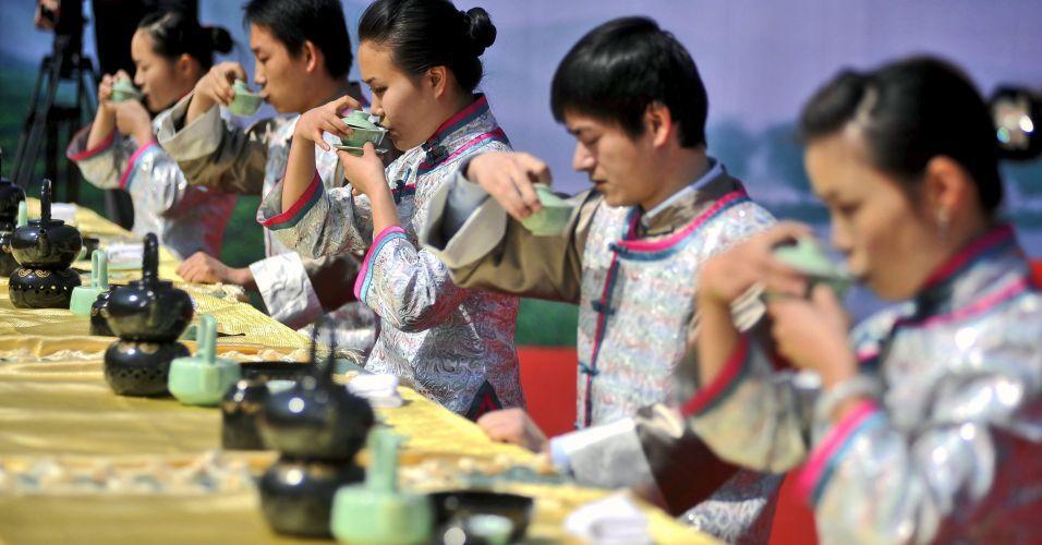 Hangzhou Os melhores lugares para conhecer na China