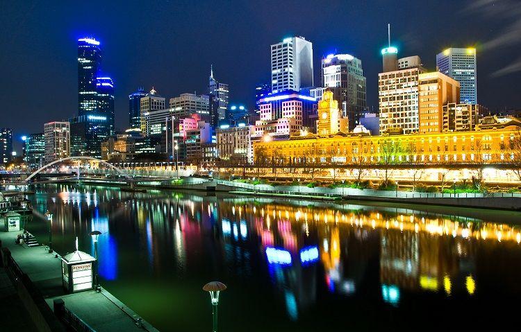 Melbourne é um dos melhores destinos na Austrália