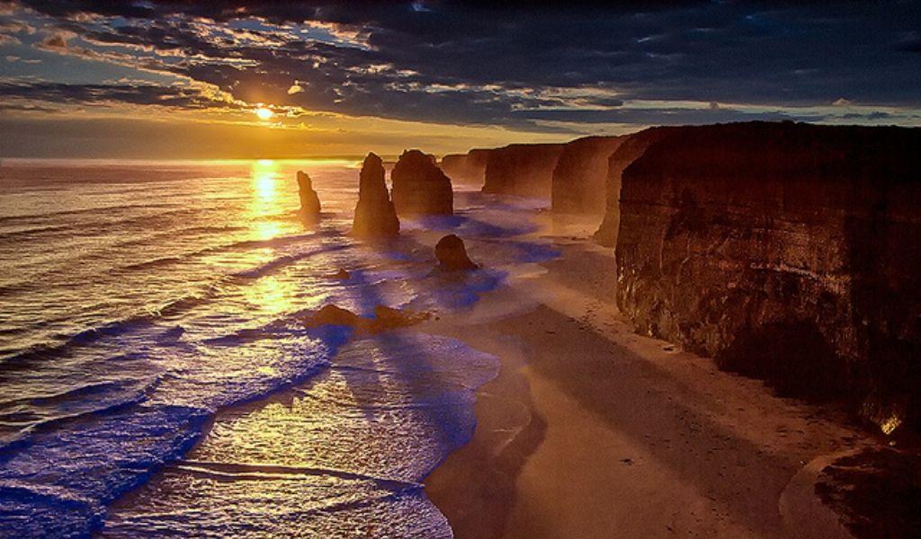 Port Campbell National Park um dos melhores destinos na Austrália