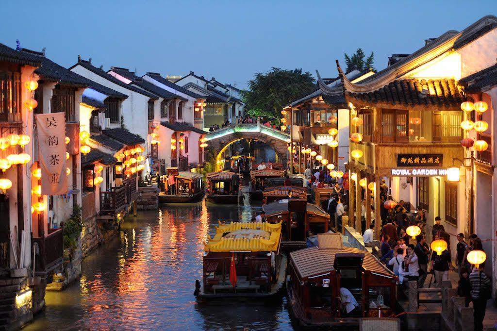 Suzhou Os melhores lugares para conhecer na China
