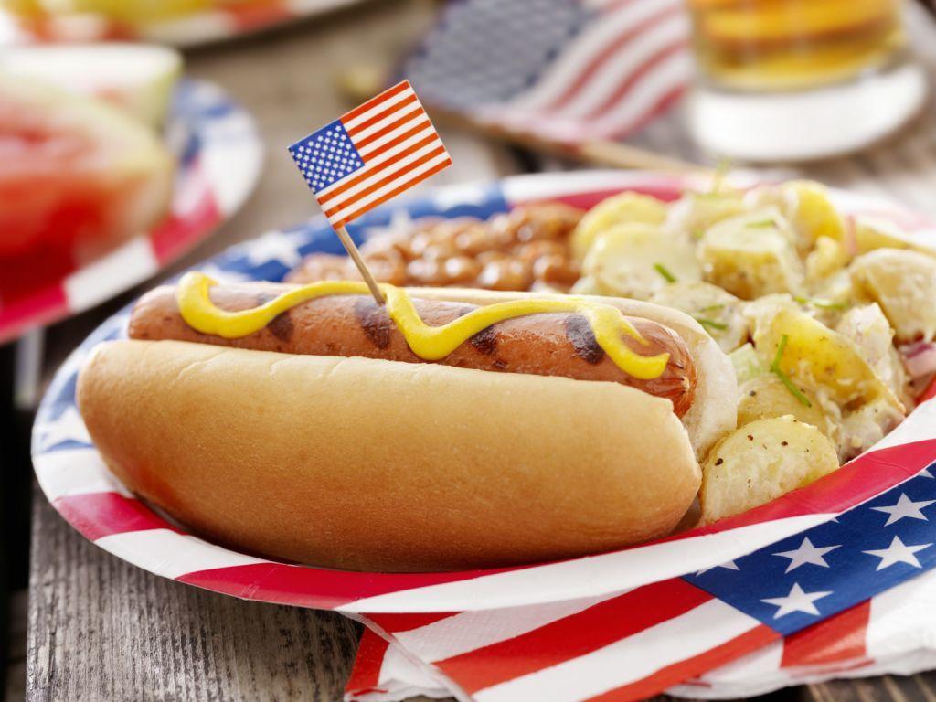 alimentação EUA