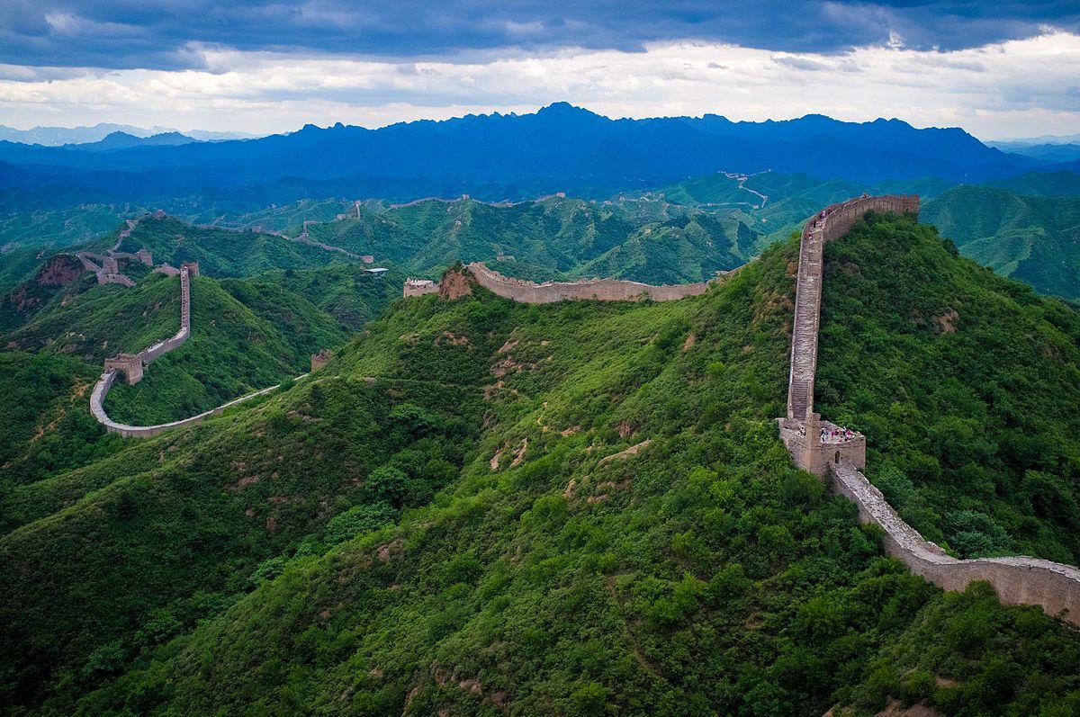 Muralha da China Os melhores lugares para conhecer na China