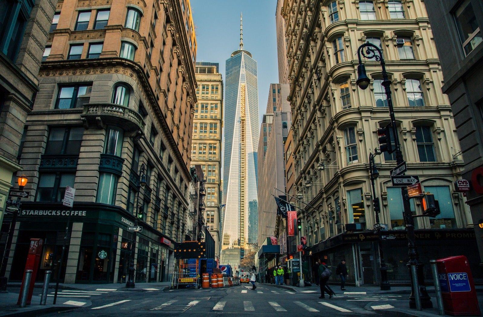 visão de rua nos Estados Unidos