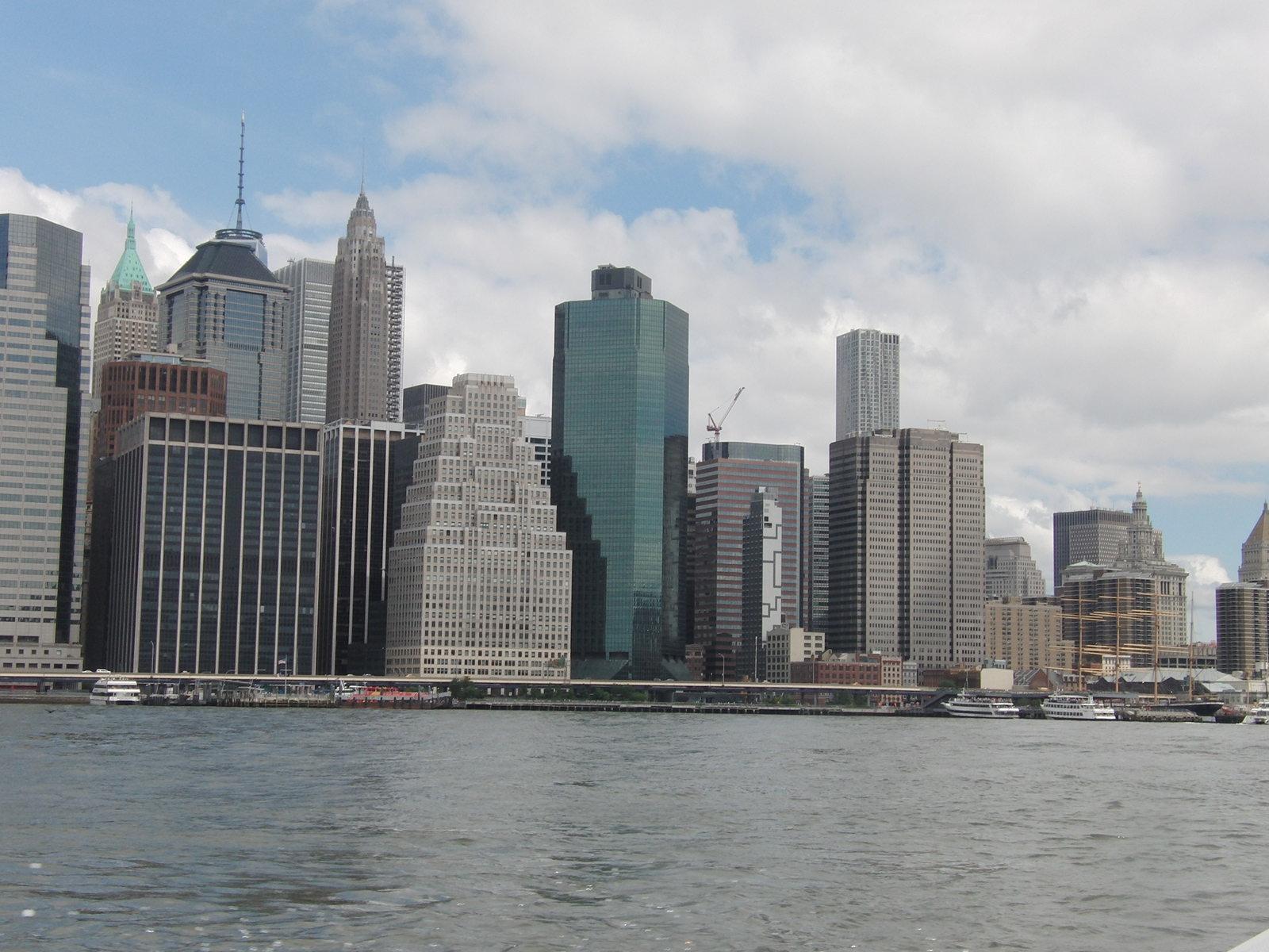 imagens de prédios dos EUA
