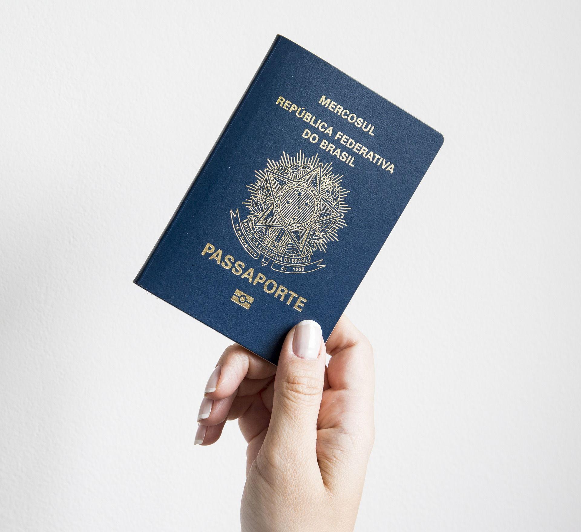 passaporte mercosul