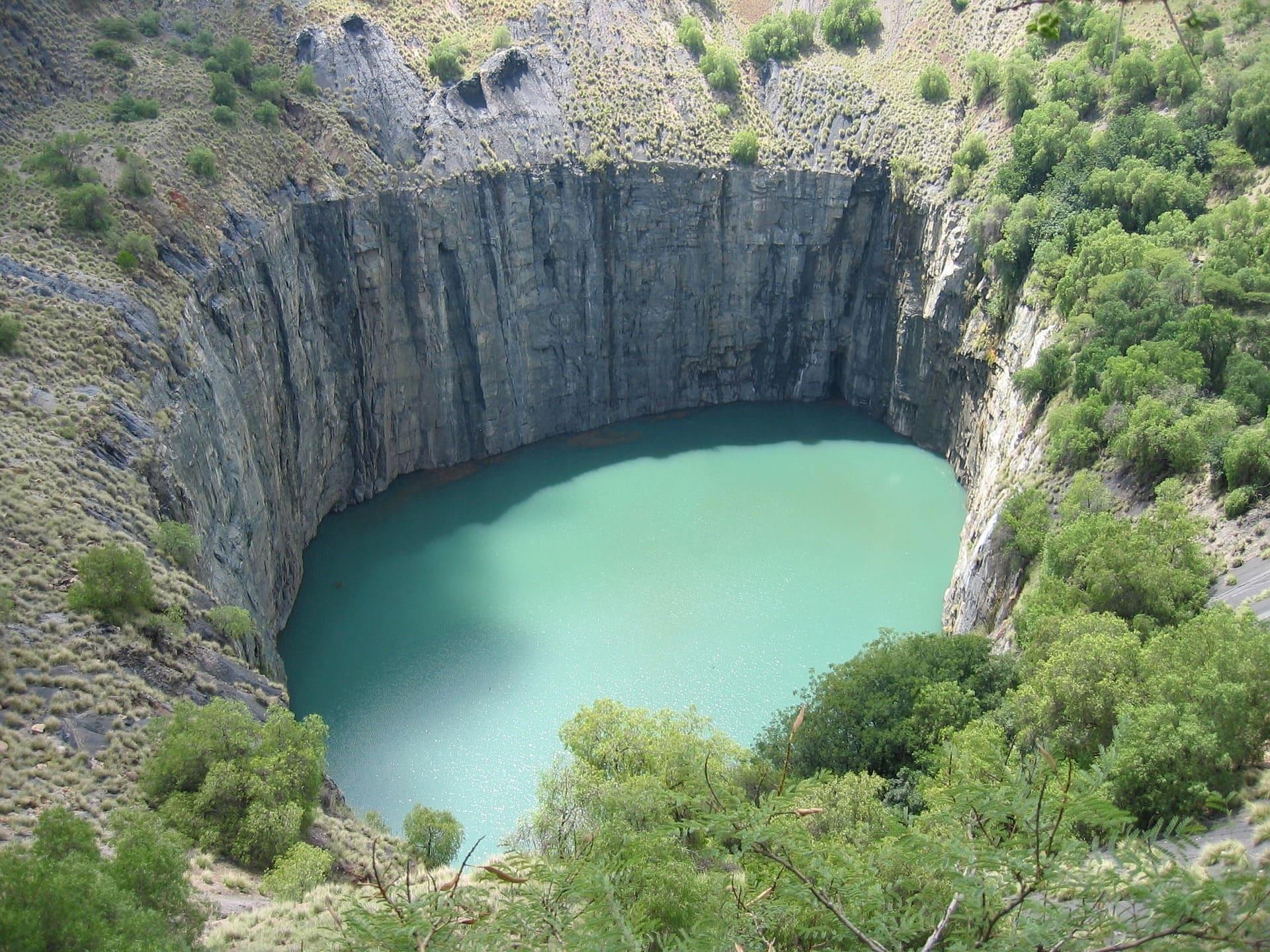 paisagem na região de Kimberley