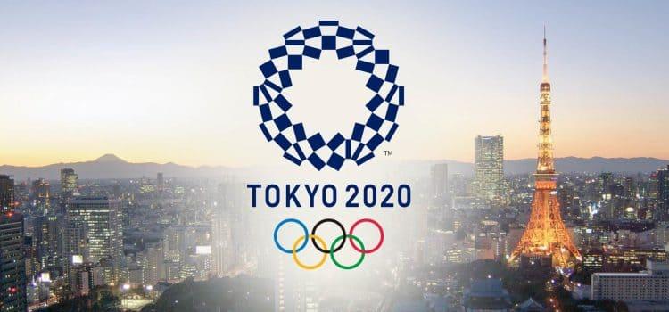 logotipo olimpíadas do japão