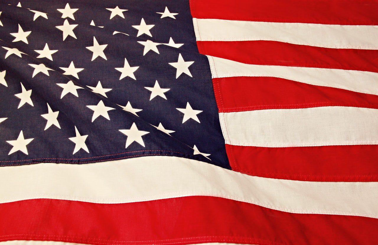 bandeira norte americana