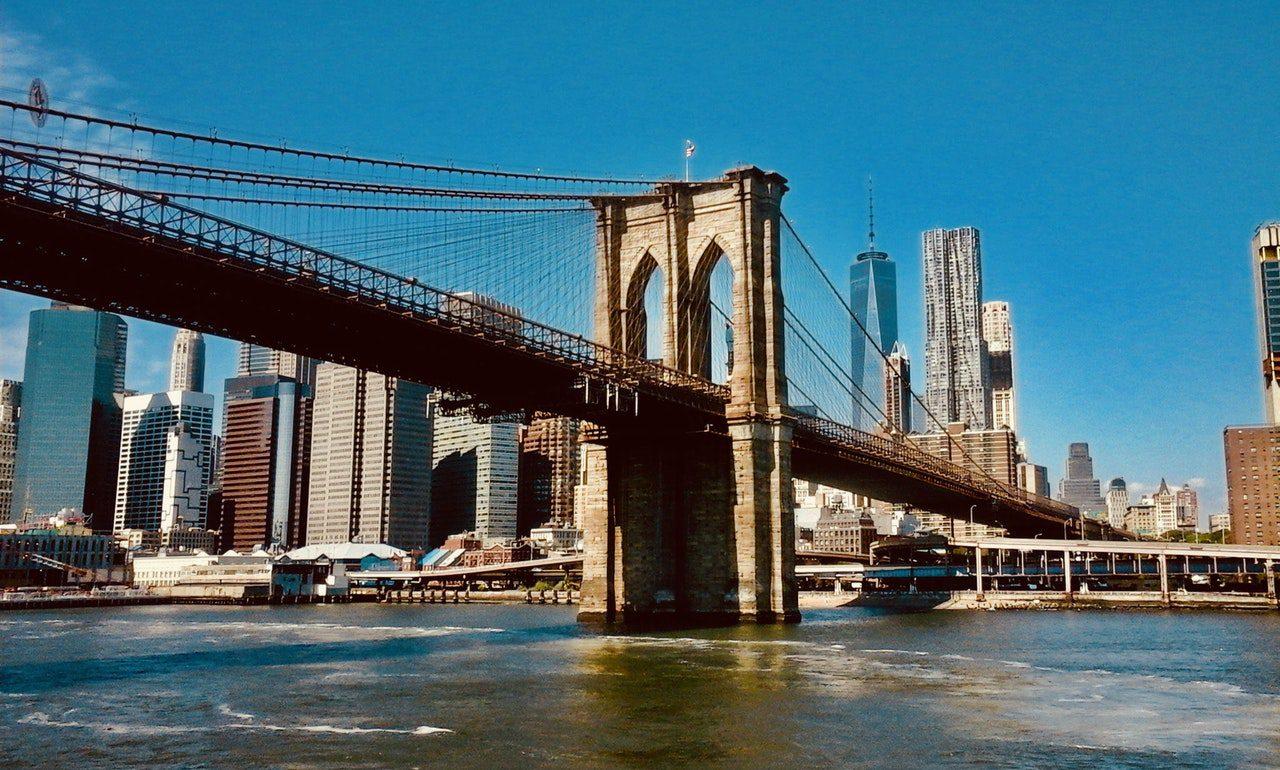 ponto turístico de nova york nos EUA
