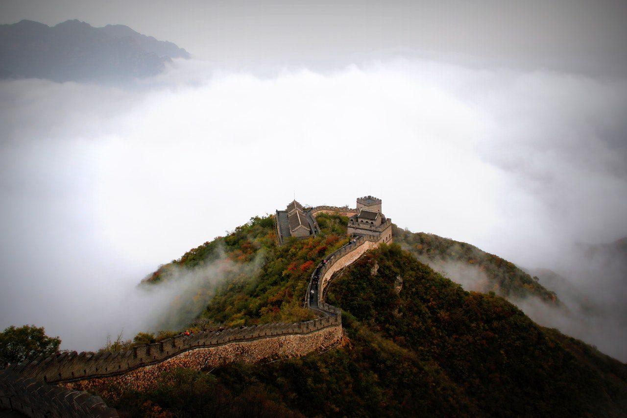 ponto turístico em pequin na china