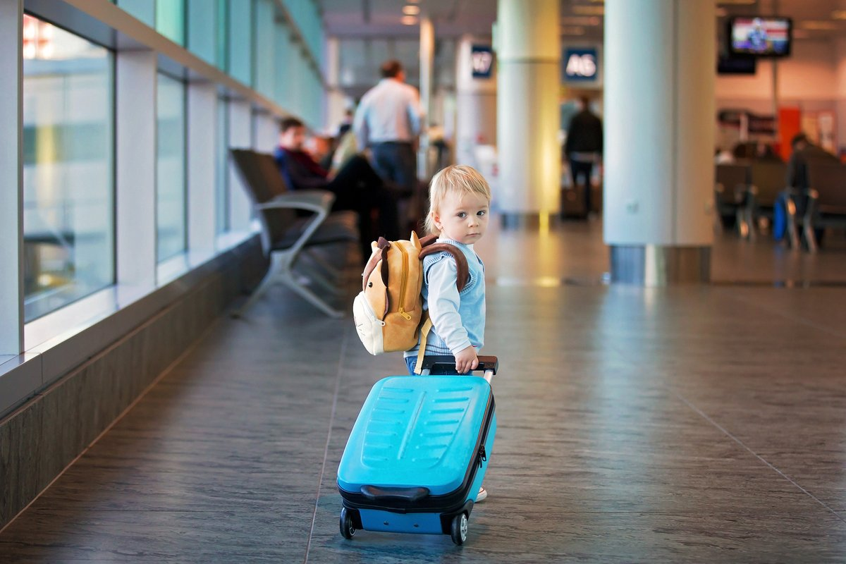 A validade do visto americano para bebês é a mesma para adultos.